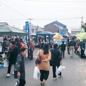 かんざき「櫛田の市」