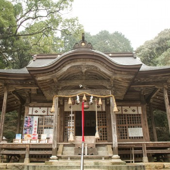 仁比山神社(山王さん)